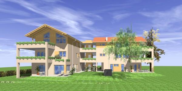 Wohnen im Murfeld, unser grüner Wohnpark